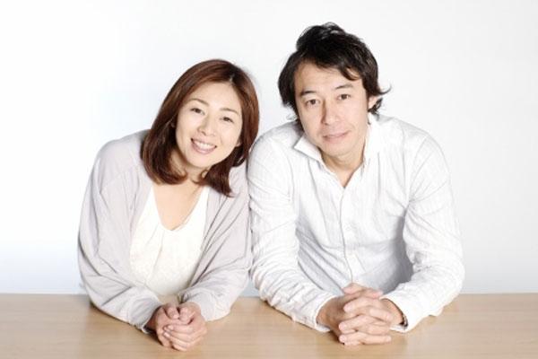 40代くらいの夫婦